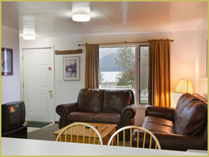 Sea View Apartments, Seward Lodging Hotel